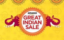 Amazon Great Indian Sale will held between August 8 and 10 and can give early accessibility prime members (Origin: Amazon India)