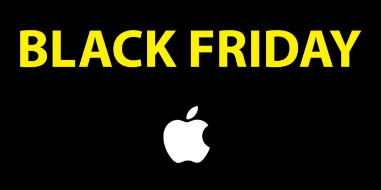 Does Apple discounts on Black Friday