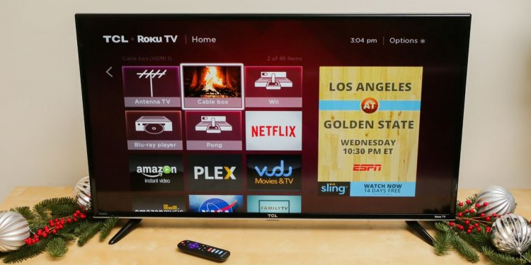 Best Black Friday deals on TVS online
