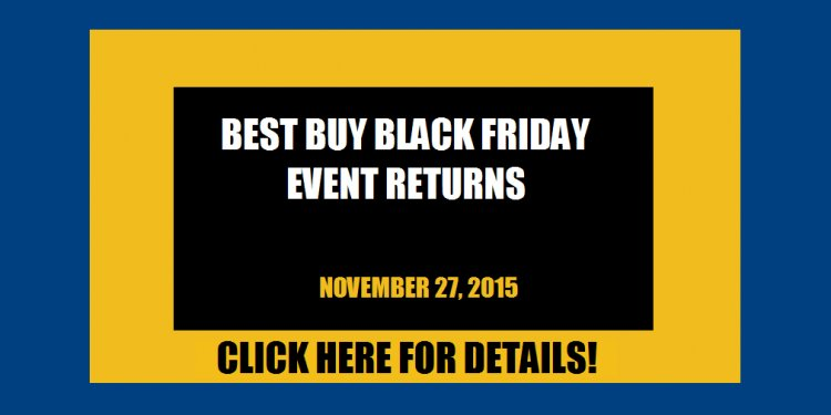 WWW Best Buy Black Friday