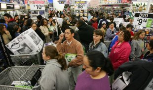 Ebony Friday 2015: Wal-Mart Hours, Ads and Door Busters