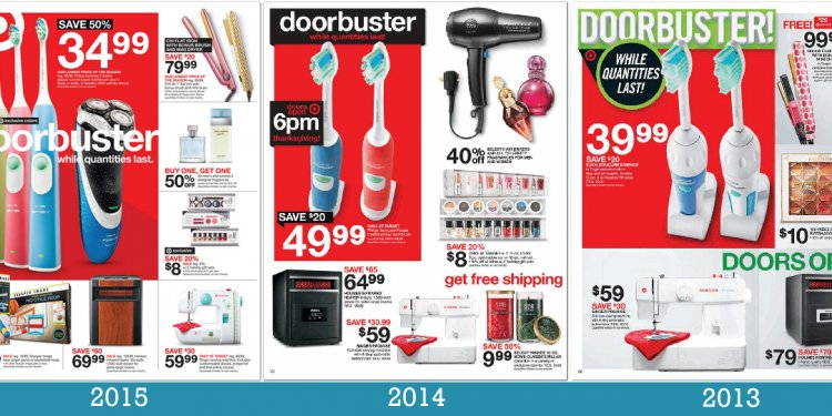 Target Black Friday Deals, Ads