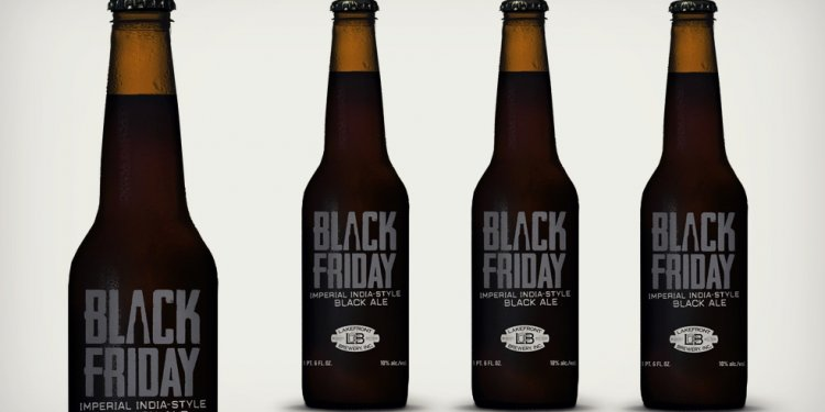 Black Friday beer