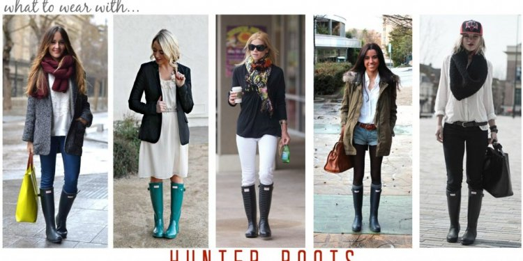 Black Friday Hunter Boots