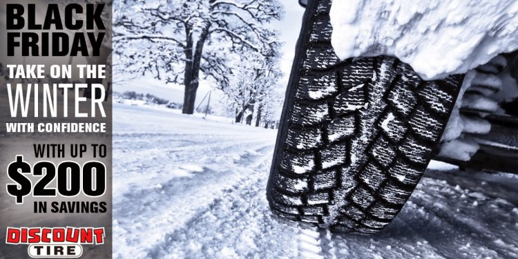 Black Friday Car Tires deals