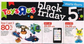 Black Friday Early Deals Toys R United States