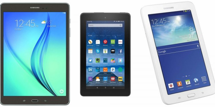 Black Friday sales on tablets