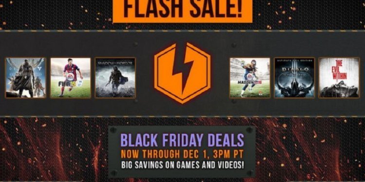 PS3 prices on Black Friday