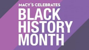 Black History period activities at Macy's