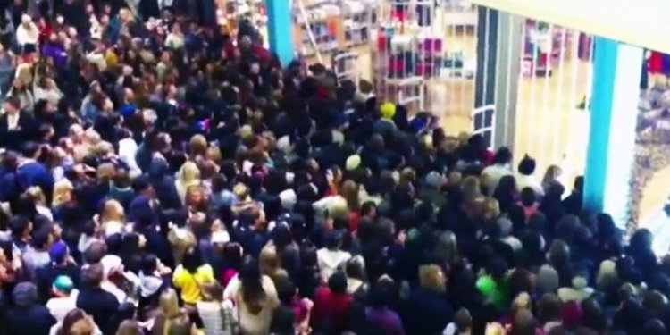 Black Friday Us shopping