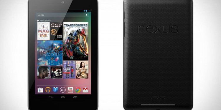 Nexus 7 Black Friday