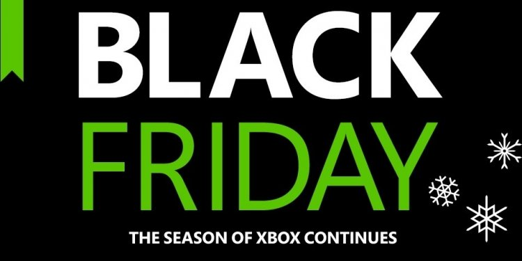 Black Friday deals for Xbox 360