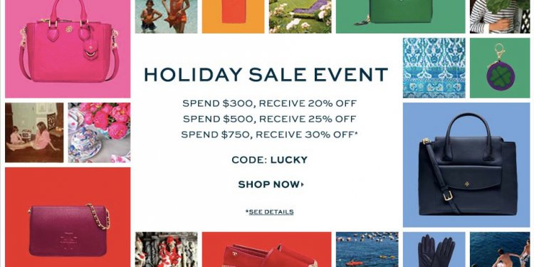 Tory Burch Black Friday Sale