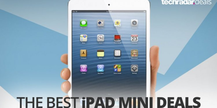 Black Friday iPad mini deals