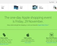 Apple Black Friday offers