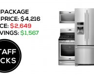 Best Black Friday deals on Appliances