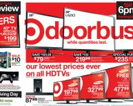 Black Friday Ads Target