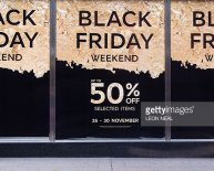 Black Friday advertisements