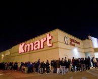 Black Friday at Kmart