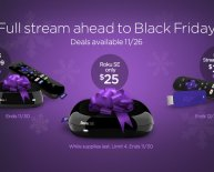 Black Friday Canada TV deals
