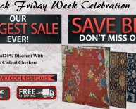 Black Friday Rugs Sale