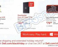Dell Outlet Black Friday