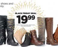 Kohls online Black Friday