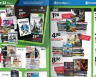 Walmart Black Friday doorbuster deals