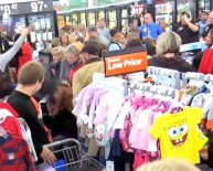 What Black Friday sales for Walmart?