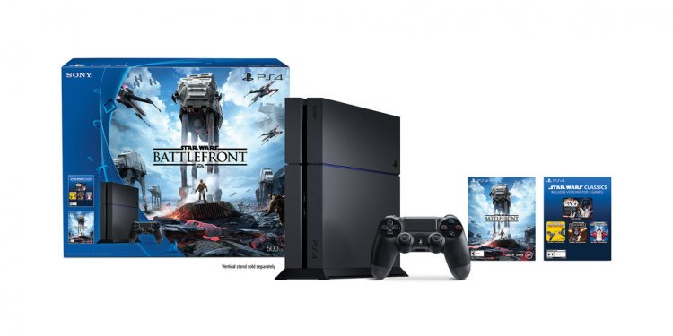 PlayStation 4 console Black Friday deals