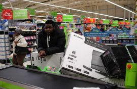UK stores cut rates across several items on Black Friday