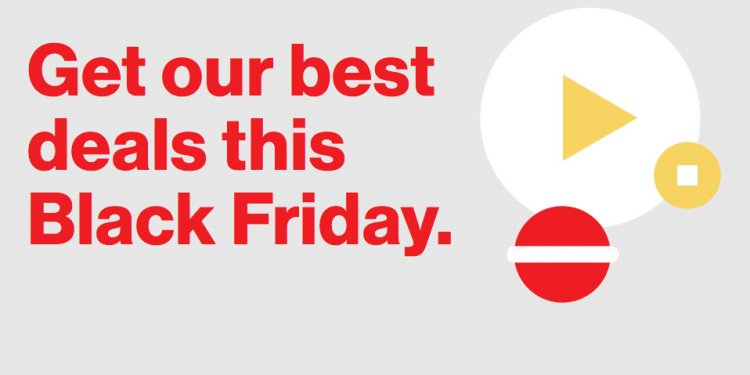 Verizon deals Black Friday