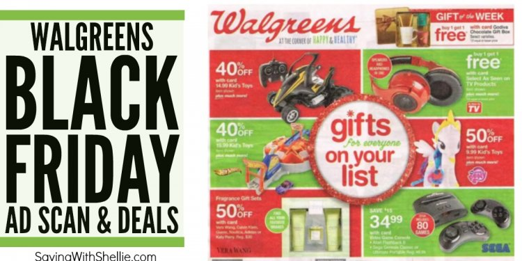 Walgreens Black Friday Ads