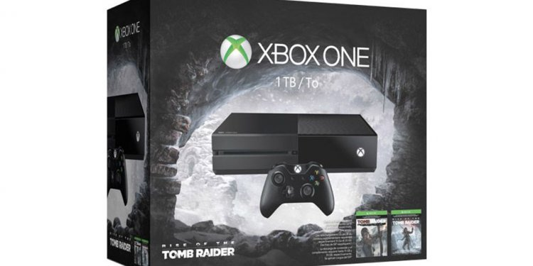 Xbox 1 price on Black Friday