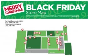 you can view the Walmart Ebony Friday shop maps online or regarding the phone.